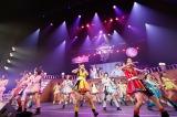 「HKT48九州7県ツアー〜可愛い子には旅をさせよ〜」初日公演(C)AKS