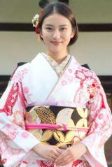 ドラマ主演も多数、女優としてさらに楽しみな武井咲 (C)ORICON NewS inc.