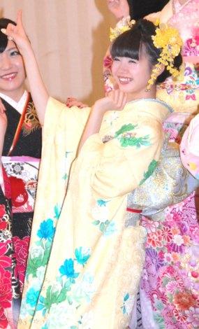 来月20歳になるAKB48の市川美織は「レモンサワーが飲みたいの〜」 (C)ORICON NewS inc.