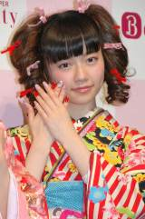きゃりーぱみゅぱみゅのファッションへのあこがれを明かしたAKB48島崎遥香 (C)ORICON NewS inc.