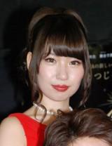 KREVAとの共演を喜んだ増田有華 (C)ORICON NewS inc.