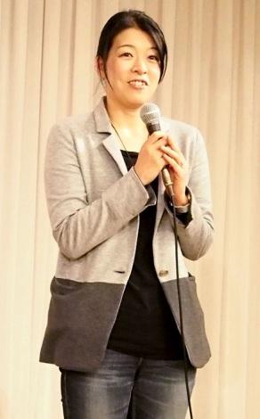 テレビ東京系ドラマ『三匹のおっさん〜正義の味方、見参!!〜』の制作発表記者会見に出席した有村浩 (C)ORICON NewS inc.