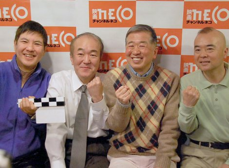 関根勤が監督を務める『騒音 Noise』(仮題)には温水洋一、村松利史、酒井敏也が出演 (C)ORICON NewS inc.