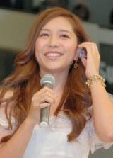 AKB卒業について語った河西智美 (C)ORICON NewS inc.