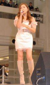 15日には東京・池袋サンシャインシティにてライブも開催 ファンを魅了した(C)ORICON NewS inc.