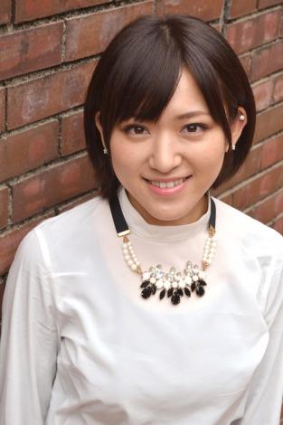 AKB48初の小説家デビューを果たす内田眞由美 (C)ORICON NewS inc.