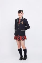 地元福岡在住の高校2年生でHKT48・チームHがドラフト1位指名した山本茉央(C)AKS