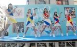3rdシングル「カラフルデイズ」発売記念イベントの模様 (C)ORICON NewS inc.
