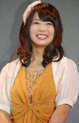 映画『ハダカの美奈子』初日舞台あいさつに出席した平嶋夏海 (C)ORICON NewS inc.