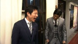 すっちーの「すち沢直樹」と安田大サーカスの団長の「大和田常務」が激突=1月20日放送、ABC『ごきげん!ブランニュ』(C)ABC