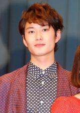 映画『偉大なる、しゅららぼん』完成披露試写会に出席した岡田将生 (C)ORICON NewS inc.
