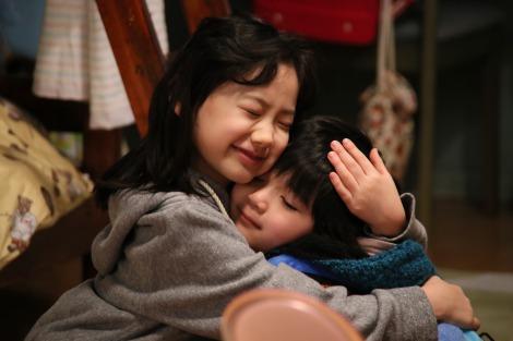 日本テレビ系ドラマ『明日、ママがいない』第2話の場面カット(C)日本テレビ