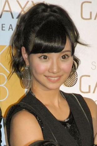SKE48スペシャルユニット『GALAXY of DREAMS』活動開始記者発表に出席した柴田阿弥 (C)ORICON NewS inc.