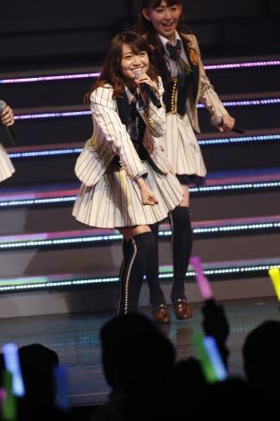 『AKB48リクエストアワー セットリストベスト200 2014』2日目公演の模様 (C)AKS
