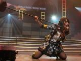 『AKB48リクエストアワー セットリストベスト200 2014』2日目公演で卒業曲を披露した大島優子 (C)AKS