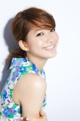 ブログで結婚と妊娠を報告したモデルの平野由実 (C)青柳理都子