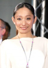 映画『RUSH/プライドと友情』ジャパンプレミアに出席した安藤美姫 (C)ORICON NewS inc.