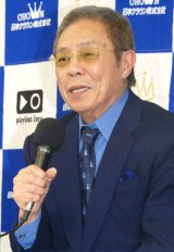 『NHK紅白歌合戦』の引退を発表した北島三郎 (C)ORICON NewS inc.