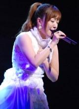 テーマソング「Piece of Love」を披露した平原綾香 (C)ORICON NewS inc.