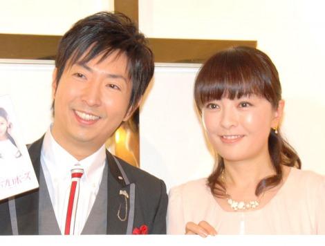 サムネイル (左から)有村昆&丸岡いずみ夫妻 (C)ORICON NewS inc.