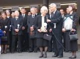 400人が弔問に訪れた (C)ORICON NewS inc.