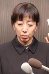 永井一郎さんの葬儀・告別式で弔辞を読んだ冨永みーな (C)ORICON NewS inc.