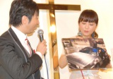 有村の散財…60万円かけて改造したデロリアン (C)ORICON NewS inc.