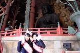 東大寺の大仏の迫力に圧倒される!