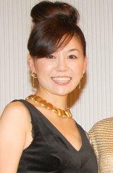 結婚を報告した坂本九さんの次女・舞坂ゆき子 (C)ORICON NewS inc.