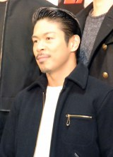 『EXILE PERFORMER BATTLE AUDITION』の取材会に出席したMATSU (C)ORICON NewS inc.