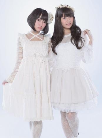 新会社ZERO-A第1弾作品は人気声優・悠木碧(左)&竹達彩奈のユニット・petit miladyの2ndシングル「azurite(アズライト)」