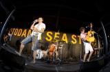 キマグレンが運営する海の家兼ライブハウス「音霊」