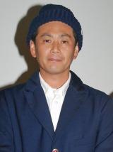 初の単独主演映画『バスジャック』初日舞台あいさつに登壇したココリコ遠藤章造 (C)ORICON NewS inc.