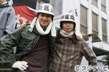 「医龍4〜Team Medical Dragon〜」で医学生時代の桜井(平幹二朗)と野口(岸部一徳)を演じるのは平岳大(左)&岸部大輔(右)の2世コンビ (C)フジテレビ