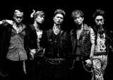1stアルバムで初の首位を獲得したTHE SECOND from EXILE(写真左からNESMITH、KENCHI、SHOKICHI、KEIJI、TETSUYA)