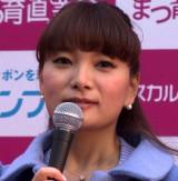イベントに登場した保田圭 (C)ORICON NewS inc.