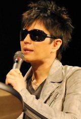 マリスミゼル時代の旧友Kamiさんの死を語ったGACKT (C)ORICON NewS inc.