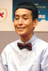 6ヶ国語目の習得に意気込みを語ったカラテカ・矢部太郎 (C)ORICON NewS inc.