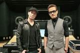 約8年ぶりのタッグを組むことが明らかになった(左から)清木場俊介とEXILE ATSUSHI