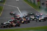「フジテレビNEXTsmart」なら『2014 F1グランプリ』の金曜フリー走行から決勝までの全セッションがPC、スマホ、タブレットで視聴できる(C)金子博
