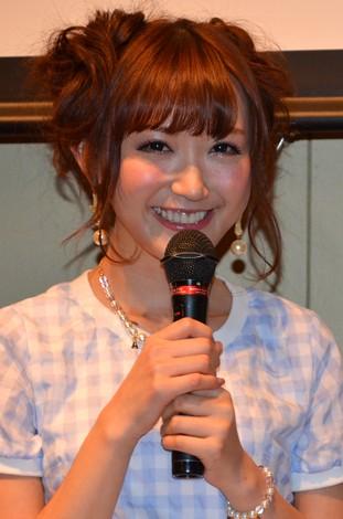 サムネイル 初主演WEBドラマの試写イベントに登場したモデルの菅野結以 (C)oricon ME inc.