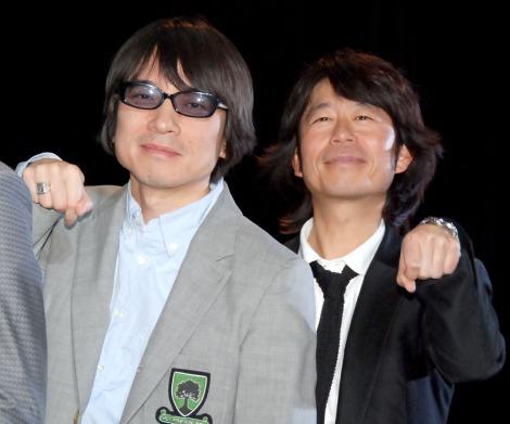 真心ブラザーズ(左からYO-KING、桜井秀俊) (C)ORICON NewS inc.