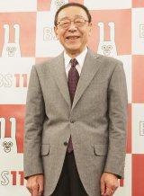 BS11のレギュラー報道番組『報道ライブ21 INsideOUT』でキャスターを務める露木茂 (C)ORICON NewS inc.