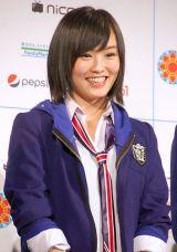 『第6回沖縄国際映画祭』イベントに出席したNMB48・山本彩 (C)ORICON NewS inc.