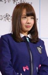 『第6回沖縄国際映画祭』イベントに出席したNMB48・山田菜々 (C)ORICON NewS inc.