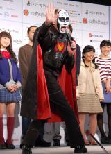 『第6回沖縄国際映画祭』イベントに出席した鉄拳 (C)ORICON NewS inc.