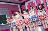 HKT48の3rdシングル「桜、みんなで食べた」MVカット