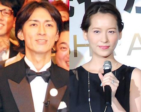 『アウト×デラックス』に夫婦そろって出演した矢部浩之&青木裕子アナ (C)ORICON NewS inc.