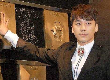 展示会『YG Exhibition In Japan』開催前日イベントにサプライズ登場したBIGBANGのV.I (C)ORICON NewS inc.