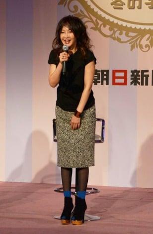 イベント『女子力UP!女の子のための■(ハート)冬の学園祭』に登場したYOU (C)oricon ME inc.